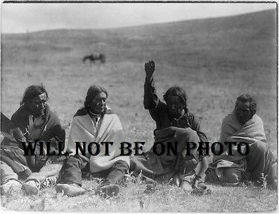 Native American Indian Cherokee Apache Cree Comanche Sioux Photo Picture 8x10 35