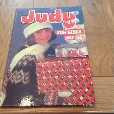 Vintage Judy for Girls Annual