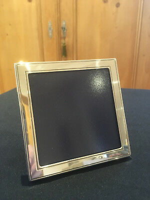 Gorgeous Sterling Silver Square Photo Frame from Asprey's London