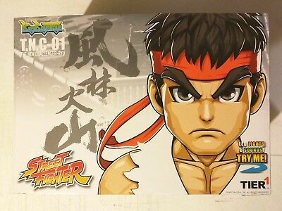 New BigBoysToys Street Fighter T.N.C-01 Ryu Statue Tier1 New Challenger Figure