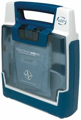 Cardiac Science First Save G3 AED Defibrillator w/ Battery +Pads 3 Year Warranty