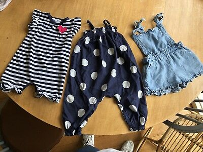 Rompers Girl Size 12-18 Months Country Road And Hootkid