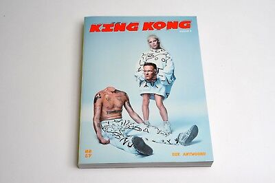 "King Kong Magazine, Issue 3 ""Die Antwoord"" Cover (Avantgarde, Fashion…)"