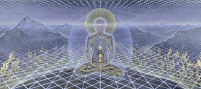 Alex Grey - Theologue - Tapestry