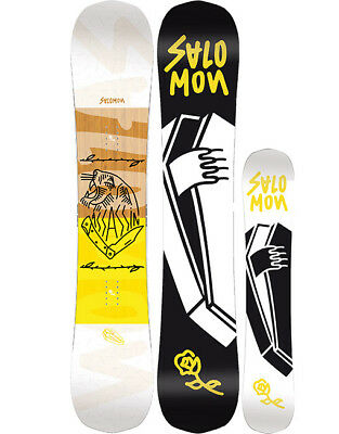 Salomon Assassin Snowboard | 2018
