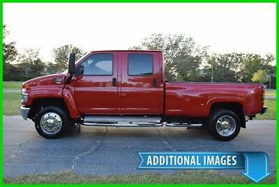 2005 GMC Topkick C4500 TOPKICK KODIAK MONROE DUALLY PICK UP TRUCK - BEST DEAL ON EBAY 4500 duramax diesel crew cab ford f350 f450 f-450 f-350 international cxt pickup