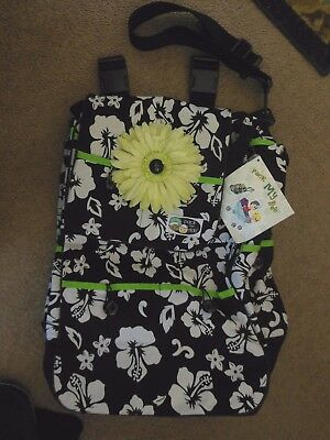 Pack My Ride Hanging Stroller Organizer Caddy Bag NEW   Retail $180