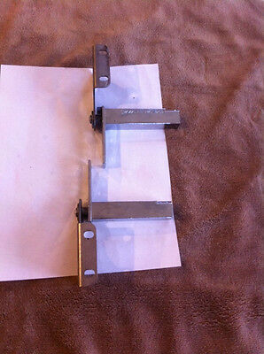 Follett ice poly door hinge left and right