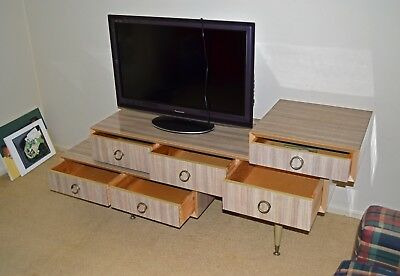 Retro Vintage Sideboard Buffet Tv stand dressing table 1960's