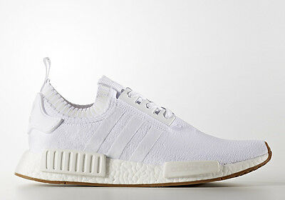 1a5739af5 ADIDAS NMD R1 Whiteout 3 Three Stripes Size 8.5. S76518 Yeezy Ultra ...