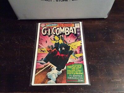 G.I. Combat #114 (Oct-Nov 1965, DC)