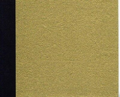 Gorgeous Japanese two sided origami washi paper / Gold & Black / 10sheets / 15cm