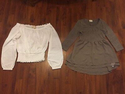 Women's Size Small Medium Boutique Shirt Blouse Lot Michael Kors Pins And Needle