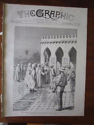The Graphic An Illustrated Weekly Newspaper no. 1,184 August 6, 1892