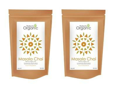 Sale!  Organic Masala Chai Tea 2 Packs for $8