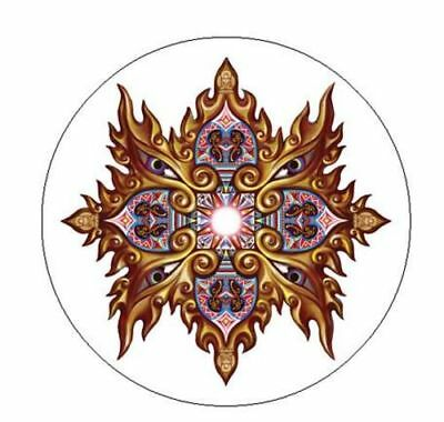 Alex Grey - Vajra - Sticker