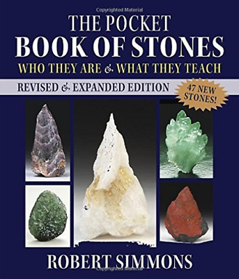 Simmons,robert-Pocket Book Of Stones, The  Book New