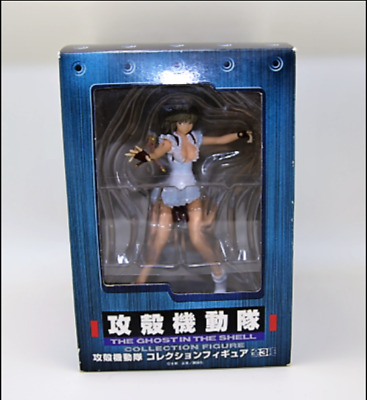 "The Ghost in the Shell Collection Figure: Shirow Moe Tonoda 6"" Figure NIB"