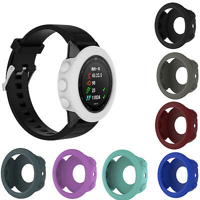 Silicone Rubber Protector Case Cover for Garmin Fenix 5 GPS Watch New