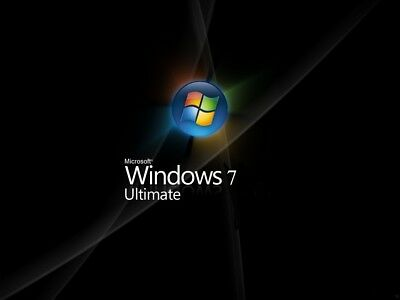 Microsoft Windows 7 Ultimate OEM Lizenzkey