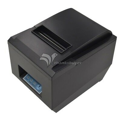 80mm Direct Thermal Line Portable Receipt Printer 300mm/S U Interface 8250-U