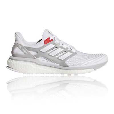 d2dbba4eff840a adidas Mens Energy BOOST AKTIV Running Shoes Trainers Sneakers White Sports