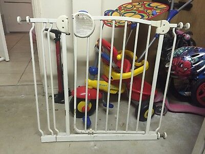 Baby Gate & Extension Piece