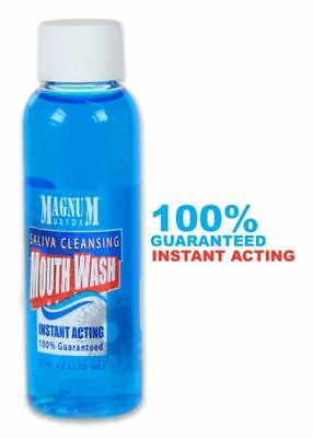 Magnum Instant Salivia Cleansing Mouth Wash Instant Action