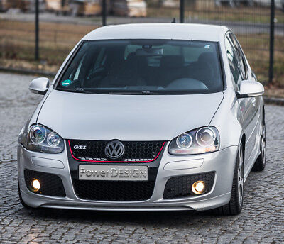Front bumper spoiler for VW GOLF 5 MK5 GTI / JETTA5 EDT30 EDITION 30 ABS Plastic