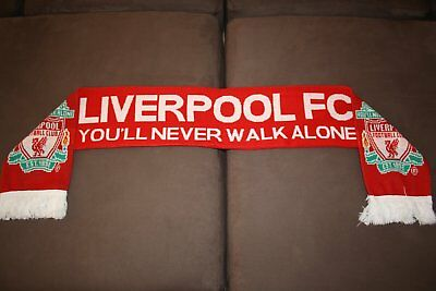 Liverpool FC Scarf - 2015 Australian Tour- YNWL-New With Tag