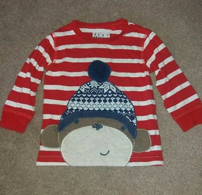 Boys Christmas Top 12-18 months