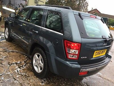 06 Jeep Grand Cherokee 3.0 Crd Limited Leather Wood Sunroof, Lovely Car