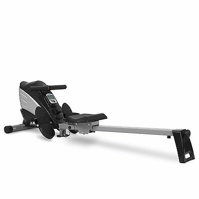 JLL® R200 Rowing Machine Foldable Magnetic Resistance Cardio Fitness Workout
