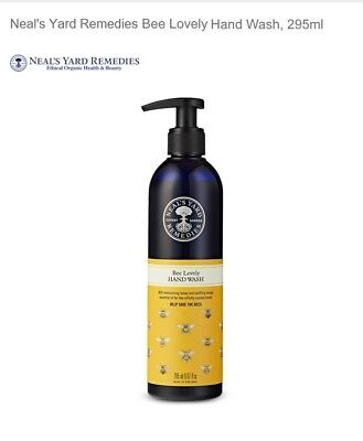 Neal's Yard Remedies Bee Lovely Hand Wash, 295ml, RRP £12.5, Qty available 6