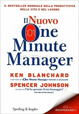 Libro Il Nuovo One Minute Manager - Ken Blanchard, Spencer Johnson