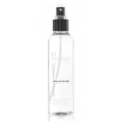 Spray per ambiente White Mint & Tonka Natural 7SR-WT Millefiori Milano