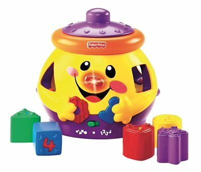 Fisher Price Laugh & Learn Cookie Shape Surprise Sorting Numbers Baby Toddler