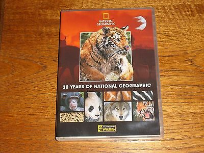 National geographic, 30 years of National geographic