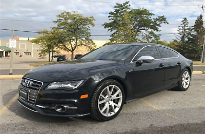 2013 Audi S7 Premium Plus Fully Loaded 2013 Audi S7 Premium Plus. Mint Condition
