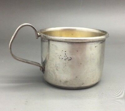 VINTAGE P.S. Co. STERLING SILVER BABY CUP! 133 NO MONO!