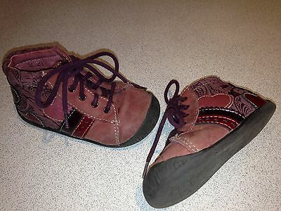 Chaussures Bebe Fille Babybotte Taille 21