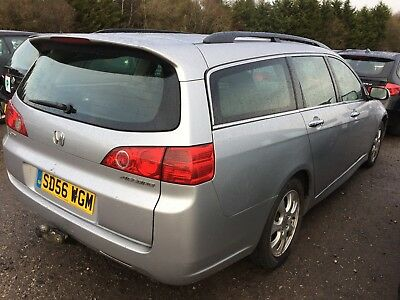 56 Honda Accord 2.2  Cdti Executive Tourer Leather, Sat Nav, Climate,e/seats,pdc
