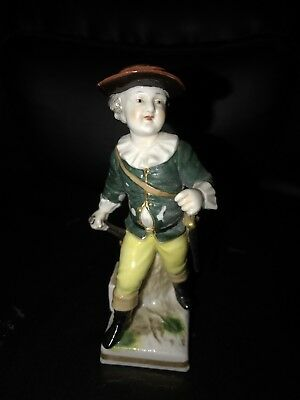 Early Ludwigsburg 1764-1793 Antique Figurine 🎁
