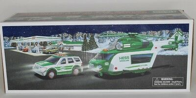 *2012 HESS TRUCK HELICOPTER AND RESCUE. Brand new. Never opened.