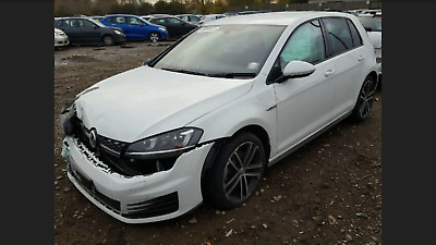 Volkswagen Golf Gtd 2017 dsg damaged salvage every part instock for extra price