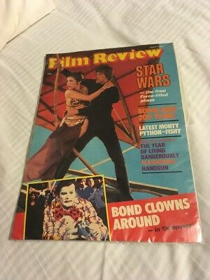 Film Review - July 1983 - Star Wars