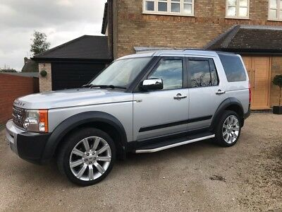 Land Rover Discovery Tdv6 Gs