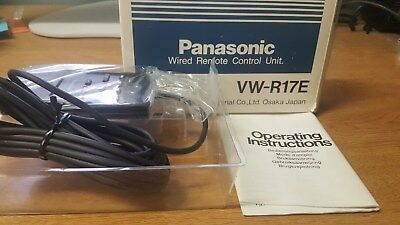 Panasonic Wired Remote Control Unit VW-R17E