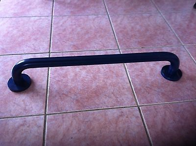 2 x Disabled Hand Rail 600 mm. 2 Foot x 100 mm. 4 Inches Offset.