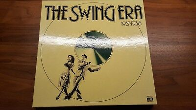 THE SWING ERA 3LPs BOX 3 LPs 1937 -38 mit 3 Begleitheften